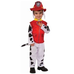Toddler PAW Patrol Marshall 2-3T Costume Halloween